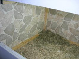 Foto 5 Voliere Holz groß