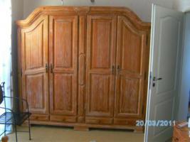 Vollholzschlafzimmer Pinie Weiss Gekalkt In Altlussheim Landhaus Pinie