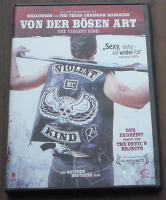 Von der bösen Art - The Violent Kind DVD Horror Splatter Zombie Biker Rockabilly