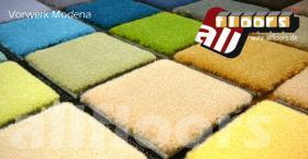Vorkwerk Modena orange Velours Teppich Teppichboden Fascination günstig für Allergiker geeignet