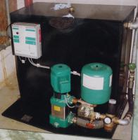 WILO-Wasserpumpe Baureihe CW