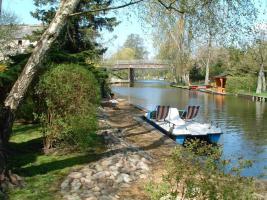 Foto 2 WWW.Ferienhaus am Wasser Ruppiner Schweiz.de