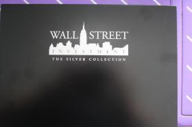 Wallstreet Investment 2010 - Silber / Gold / Platin - 7 Münzen je 1 Unze