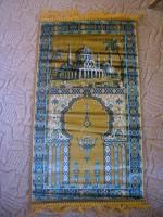 Wandbehang, Wandteppich Moschee 53x 97 cm