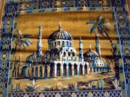 Foto 2 Wandbehang, Wandteppich Moschee 53x 97 cm