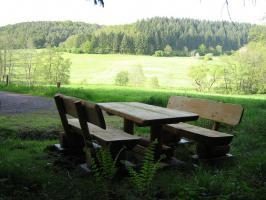 Foto 2 Wandern auf dem 2-Bäche-Pfad - Partnerweg des Eifelsteig