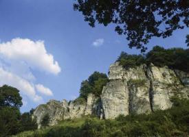 Wandern und Rad fahren quer durch den Amberg-Sulzbach