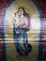 Foto 2 Wandteppich ''Madonna mit Engeln''