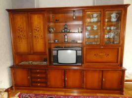 Warrings stilm bel wohnzimmer louis seize 39 39 salzburg 39 39 in augsburg antik kirsche - Wohnzimmer kompletteinrichtung ...