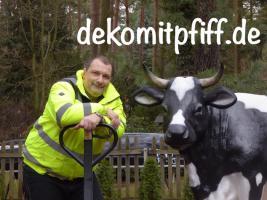 Foto 5 Warun nicht mal ne Deko Melk Kuh …?