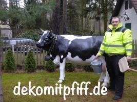 Foto 6 Warun nicht mal ne Deko Melk Kuh …?