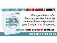 Waschmaschinenreparatur Kundendienst Ebersbach|Aeg, Bosch, Siemens, Miele