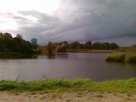 Foto 2 Wassermühle in Lettland