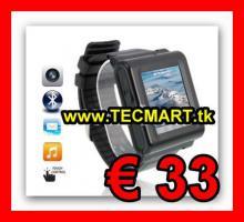 Watch PHONE Triband Cam nur € 33 – versandkostenfrei