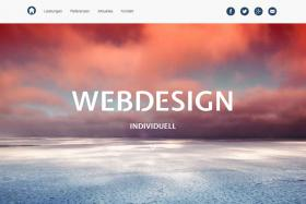 Webdesign individuell