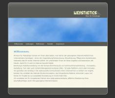 Webstethics - Büro für kompetentes Webdesign