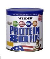 Weider - Protein 80 Plus - Vanille Inhalt: 750g