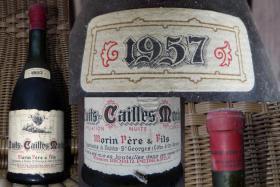 Weinraritäten aus Sammlung