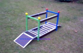 Foto 3 Welpenspielzeug Hängebrücke