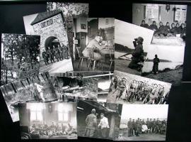 Weltkrieg 2: Soldatenphotos/Orig.Sterbebild