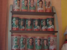 Foto 2 Werder Bremen Becher