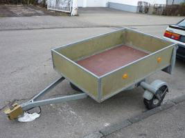 Westfalia Anhänger 600 kg
