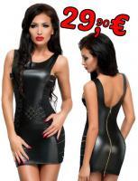 Wetlook-Kleid nur 29,90€