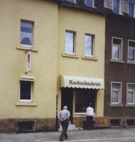Wiedersehen erwünscht ! 4 Umzugshelfer von T. Schmidt aus Chemnitz aus 2005