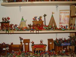 Wildwestfiguren DDR Indianer Timpo Toys Marolin Layla u.v.m.