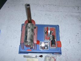 Foto 2 Wilesco D24 Dampfmaschine