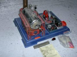 Foto 4 Wilesco D24 Dampfmaschine