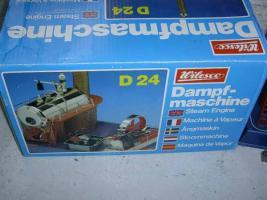 Foto 5 Wilesco D24 Dampfmaschine