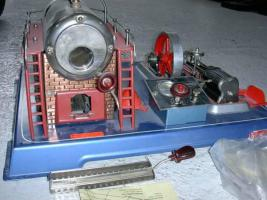Foto 6 Wilesco D24 Dampfmaschine