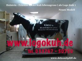 Willste auch ne Logo Deko Holstein Kuh ?