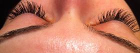 Foto 3 Wimpernverlängerung Einzalhaartechnik mit Seidenwimpern oder Echthaar Wimpern