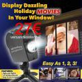 Window Wonderland Projector Wall Movie 27€ frei Haus