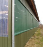 Foto 4 Windschutznetze bieten tiergerechtes, gesundes Stallklima