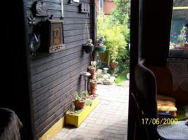 Foto 3 Winterfestes Blockhaus mit Festgasanschluss - auch Ratenzahlung.