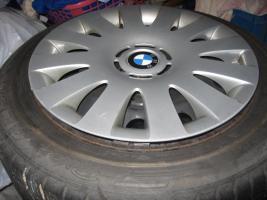Winterreifen auf Sahlfelgen BMW E46