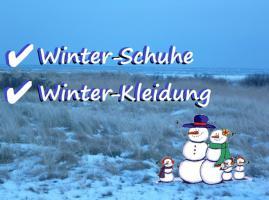 Winterschuhe Winterkleidung