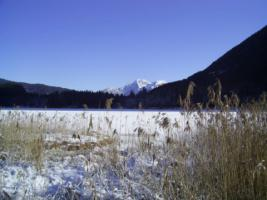 Winter am Hintersee