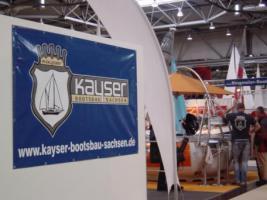 Winterstellplatz für Boote in Naunhof