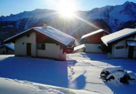 Winterurlaub im Wallis - 2Z-WHG auf 2000m für bis zu 4 Personen
