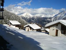 Foto 2 Winterurlaub im Wallis - 2Z-WHG auf 2000m für bis zu 4 Personen