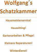 Wir sind ein Hausmeisterservice mit zusätzlichen Dienstleistungen!