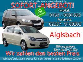 Wir kaufen dein Auto Aiglsbach | Bestmöglichen Ankaufpreis!