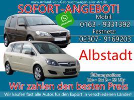 Wir kaufen dein Auto Albstadt   Bestmöglichen Ankaufpreis!