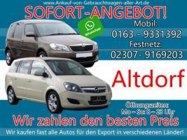 Wir kaufen dein Auto Altdorf | Bestmöglichen Ankaufpreis!