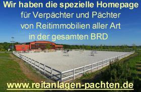 Wir suchen für vorgemerkte Kunden Ihre Reitpachtanlage, besuchen Sie unsere Kundensuchliste unter www.reiterhof-anwesen.de Kundnegesuche!