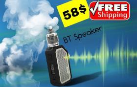 Wismec Active Kit Amor NSplus BT Speaker 50€ versandkostenfrei